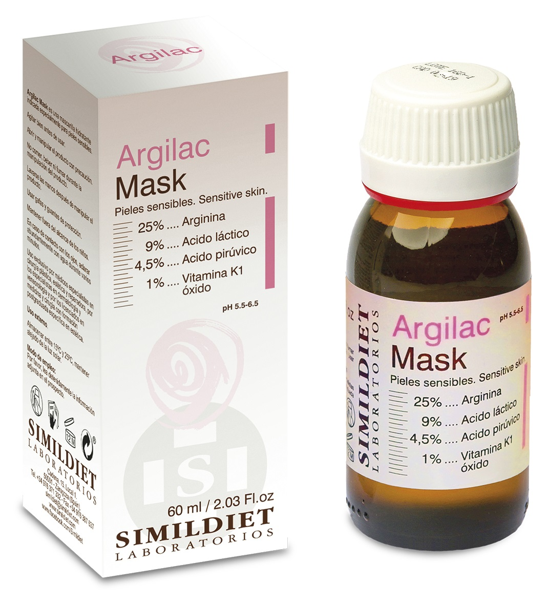 Bioceris - Argilac Mask