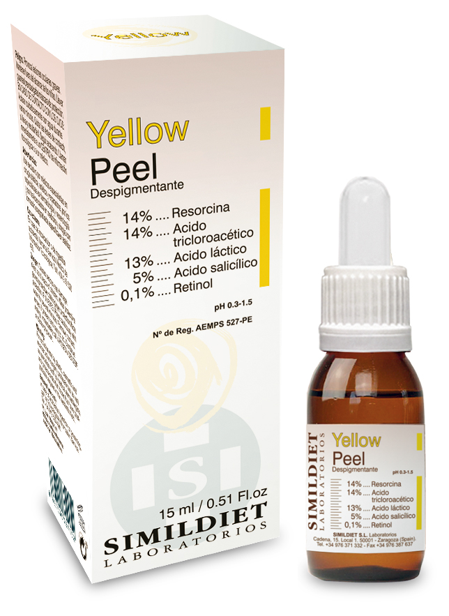YELLOW PEEL